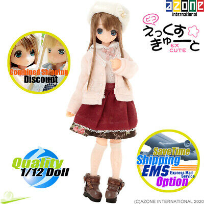 AZONE 1/6 Pure Neemo Flection S Body & Hand parts B set Natural Blythe Doll NEW