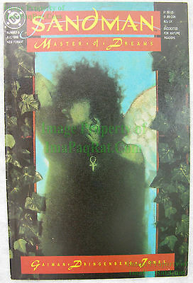 Sandman #8 1st Appearance DEATH Neil Gaiman KEY ISSUE DC Pre-Vertigo BIG PICS!