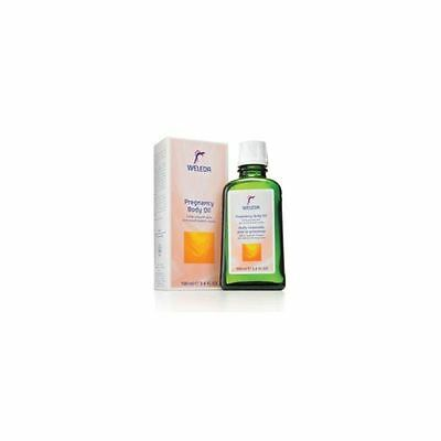 6 x Packs Weleda - Stretch Mark Massage Oil 100ml