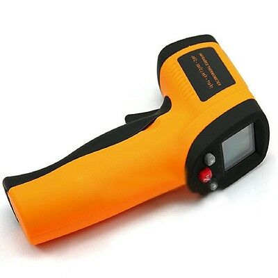 Non-contact Infrared IR Laser Digital Temperature Gun Thermometer FDA Approved