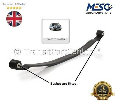Brand New Rear Single Leaf Spring For Ford Transit Mk7 2006-2014 2.2 Fwd 60Mm