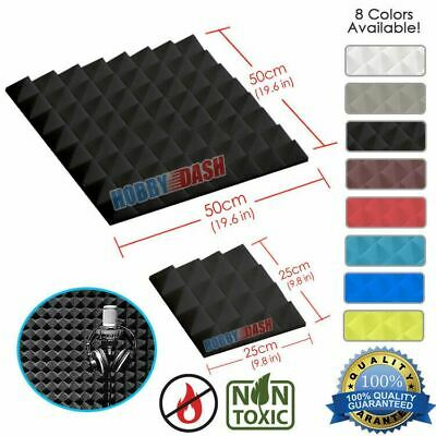 New Pyramid Tiles Acoustic Treatment Soundproofing Studio Foam KK1034