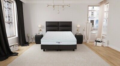 New 1500 Comfort Pocket Sprung Memory Foam  Mattress Tufted Design