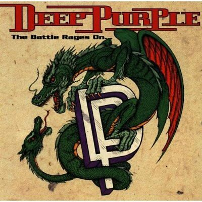 DEEP PURPLE - The Battle Rages on / NEUWARE, new CD ! !