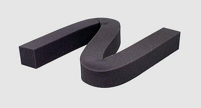 """New! 02535 M-D AIR CONDITIONER WEATHERSTRIP SEAL Foam Tape 2-1/4"""" x 2-1/4"""" x 42"""""""