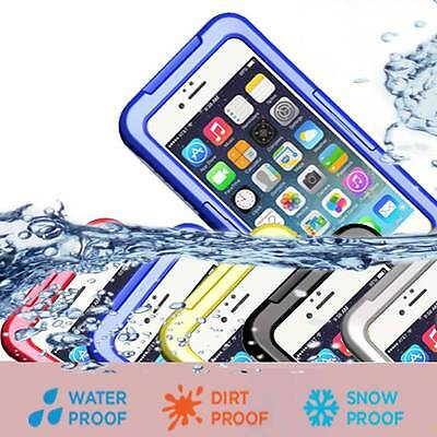 lIfE Water proof Case Cover Durable Shockproof Skin For iPhone 6S Plus 6 Plus
