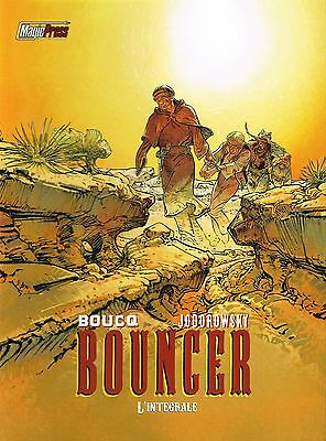 Bouncer 3 :l'INTEGRALE di Jodorowsky e Boucq ed.Magic Press NUOVO SCONTO 50%