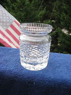 Waterford Small Crystal Vase 4 Tall 2900 Picclick