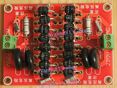 AC Line Power filtering Filter Board Surge Absorption Module Overvoltage Protect