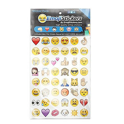 900 Lovely Cute Emoji Emoticon Pack Cut Stickers ED