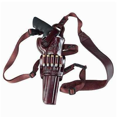 "Galco Kk172H Kodiak Leather Shoulder Holster System 8 3/8"" S&w X-Frame Havana"