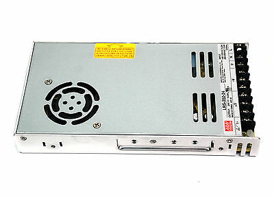 1pc Switching Power Supply LRS-350-24 24V 14.6A 350W 215x115x30 Mean Well