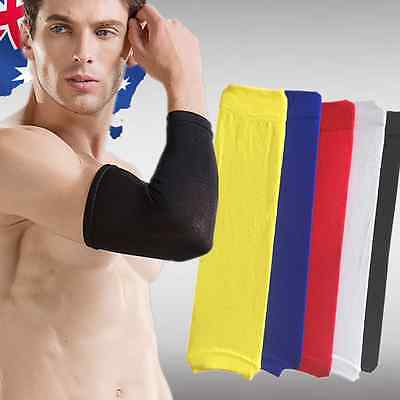 Elbow Sleeve Support Protector Arm Brace Wrap Bandage Guard Stretchy OELBO 34