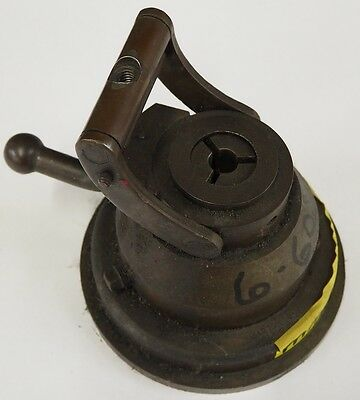 """ZAGAR 1"""" Capacity 6-1/2"""" Lever Operated & 60 Degree Indexing #2 Collet Chuck"""
