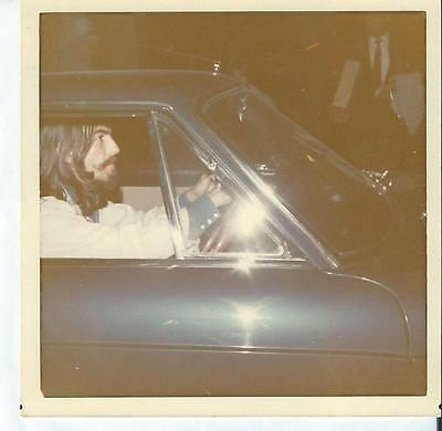 Beatles George Harrison Unpublished Color Picture From 1969 / 70!