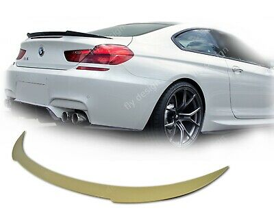BMW 6er M6 F12 Cabrio 640i 650i Tuning SPOILER F13 HECKFLÜGEL Wing Lippe Type V