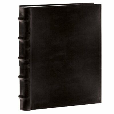 "Pioneer CLB257-BL Leather Book-Bound Bi-Directional Photo Album, 200 5x7"" Photos"