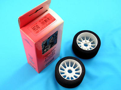 GRP AAZ40 Gomme Action Tyres Front 1:8 sh40 Integra modellismo