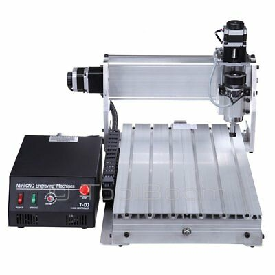 ChinaCNCzone 4030 4-axis CNC Router Engraver (1500 W)