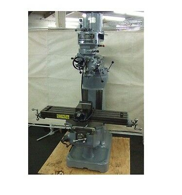 "MILLPORT 9"" x 42"" Vertical Mill 2 HP"
