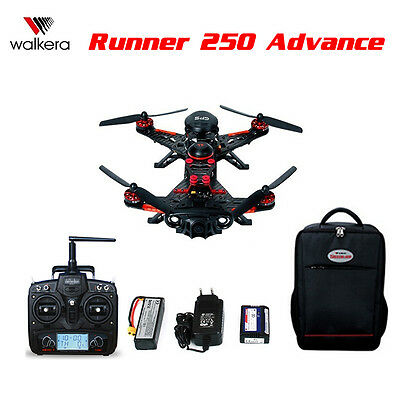Original Walkera runner 250 Advance FPV GPS Quadcopter w/ HD1080P BackPack