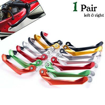 22mm full-metal aluminum motorcycle handguards levers guards for brake+clutch