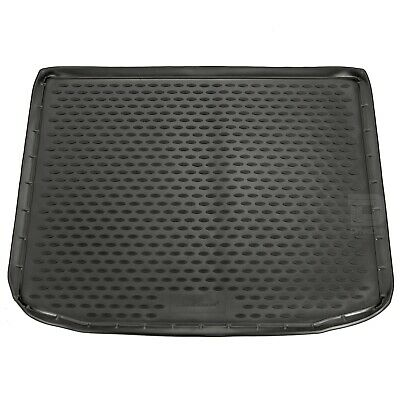 Mitsubishi ASX 10-16 Rubber Boot Liner Fitted Black Floor Mat Protector Tray Dog