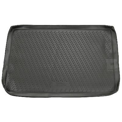 Vauxhall Meriva B 10-16 Rubber Boot Liner Fitted Black Floor Mat Protector Tray