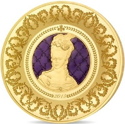 FRANCE 50 Euro Or BE Excellence à la Française SEVRES 2015 - Gold coin