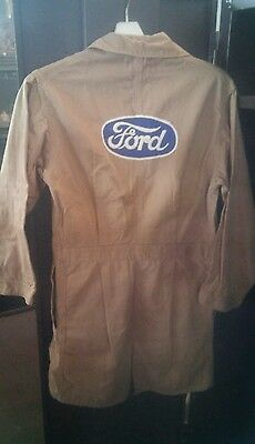 Vintage Ford Mechanic's Jacket