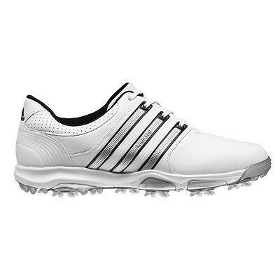 New Mens Adidas Tour 360 X Golf Shoes White/silv Q47031/q47054-Pick Size & Width