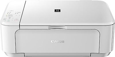 CANON Pixma MG3550 All in One WIRELESS PRINTER SCANNER COPIER in White nb