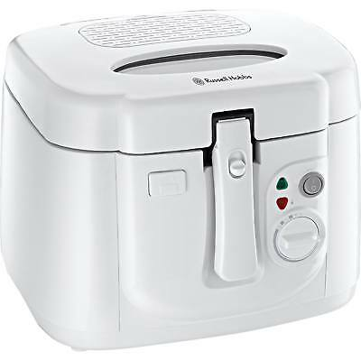 Russell Hobbs 17892 1800W Food Collection Deep Fryer with View Window in White