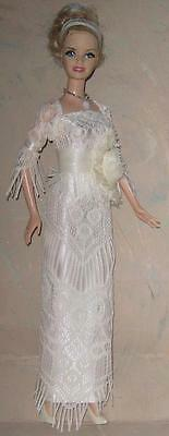 October Opal Shabby Chic Victorian Lady~OOAK Barbie Doll Repaint