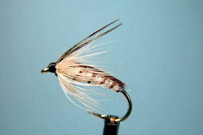 14 available 3 x EPOXY GLASS EYED DAMSEL NYMPH WET TROUT FLIES sizes 10 12