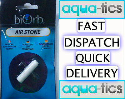 8 x BIORB BI ORB BIUBE LIFE HALO AIR STONE GENUINE AIRSTONE OASE REEF ONE