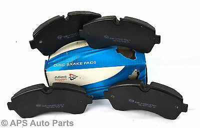 Mercedes SL R129 320 15.5mm Thick Genuine Allied Nippon Front Brake Pads Set