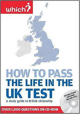 Life in the UK Test, How to Pass the (Which): A , , New