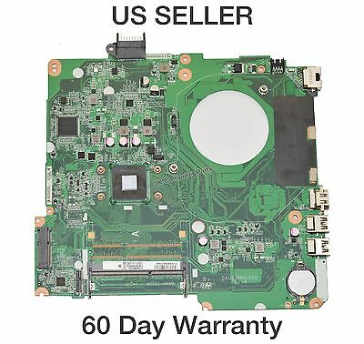 For use in models with Windows 8 Professional HP 753099-601 System board and Intel HD graphics with UMA memory - Includes an Intel Pentium N3520 quad-core processor 2.17GHz, 2MB Level-2 cache, 7.5W TDP Bay Trail-M chipset motherboard