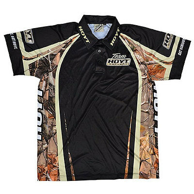 Hoyt Camo Shooter Jersey LARGE - 172954