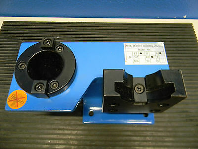 Interstate 85560977 Tool Holder Locking Device for BT40 Taper 128mm Height