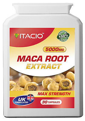 Bigger Breast & Buttocks And Hips Enlargement Maca Root Extract 5000mg Pills