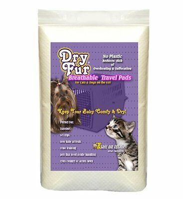 "Pet Carrier Travel Pads-Disposable Super Absorbent 24"" x 35"" (2-PK) BP-600"