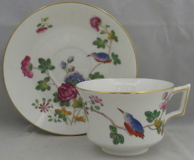 Wedgwood Cuckoo Footed Cup & Saucer Set