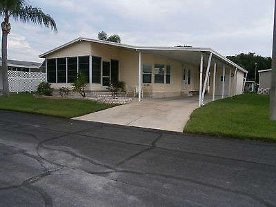 Move In Ready Manufactured Home!  It Could Be Yours Today!