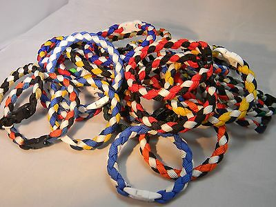 Game Day Fan Paracord Bracelet Matching NHL Team Colors