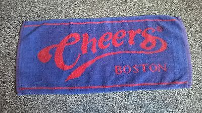 Cheers Bar Cloth - Excellent Condition