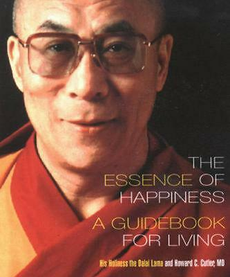 The Essence of Happiness by Dalai Lama XIV Paperback Book