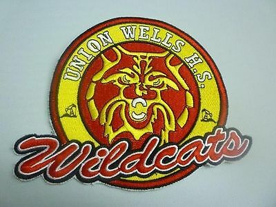 UNION WELLS High PATCH Wildcats Claire Bennet Heroes uk