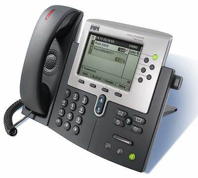 Cisco 7960 VoIP / Cisco Unified IP Phone Telefon 7960 A Ware